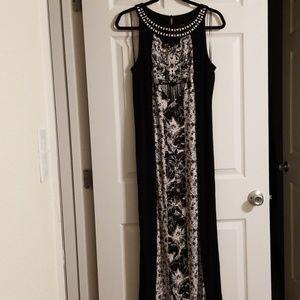 Style & Co long Dress (Large)